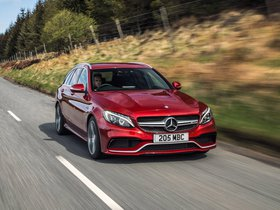 Ver foto 19 de Mercedes AMG C63 Estate S205 UK 2015