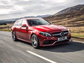Ver foto 16 de Mercedes AMG C63 Estate S205 UK 2015