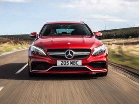 Ver foto 11 de Mercedes AMG C63 Estate S205 UK 2015
