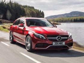 Ver foto 7 de Mercedes AMG C63 Estate S205 UK 2015