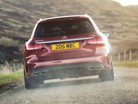 Ver foto 6 de Mercedes AMG C63 Estate S205 UK 2015