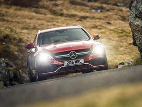 Ver foto 3 de Mercedes AMG C63 Estate S205 UK 2015