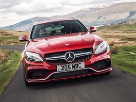 Ver foto 2 de Mercedes AMG C63 Estate S205 UK 2015