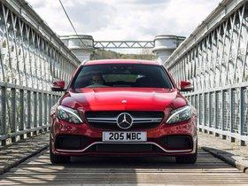 Ver foto 22 de Mercedes AMG C63 Estate S205 UK 2015