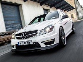 Fotos de Mercedes Clase C63 Loewenstein LM63 700 2014