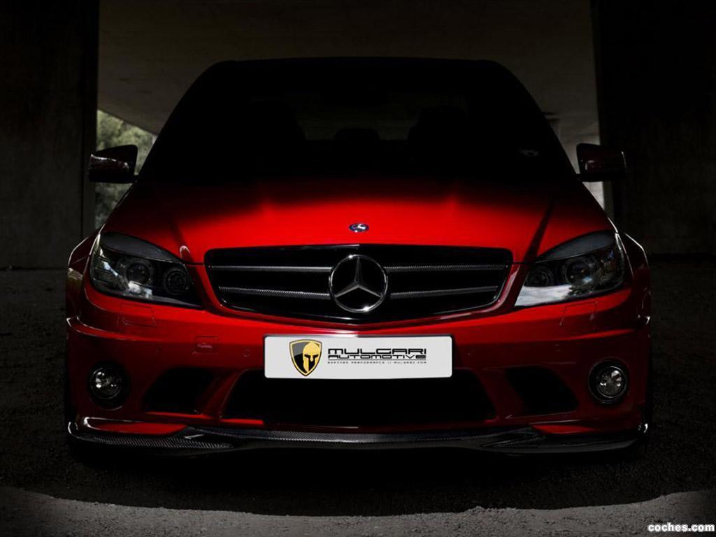 Foto 0 de Mercedes Clase C AMG C63 Mulgari 2013