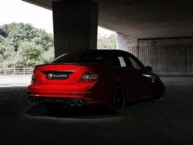 Ver foto 8 de Mercedes Clase C AMG C63 Mulgari 2013