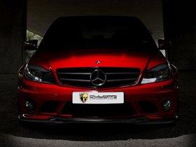 Fotos de Mercedes Clase C AMG C63 Mulgari 2013