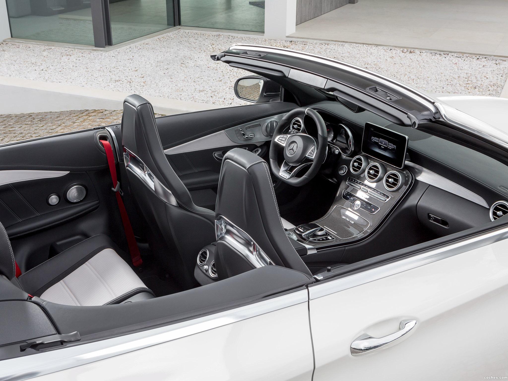 Foto 15 de Mercedes AMG C 63 S Cabriolet A205  2016