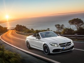 Ver foto 6 de Mercedes AMG C 63 S Cabriolet A205  2016