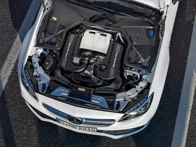 Ver foto 15 de Mercedes AMG C 63 S Cabriolet A205  2016