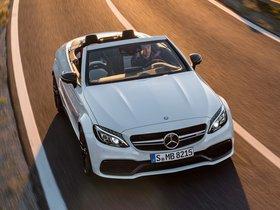Ver foto 12 de Mercedes AMG C 63 S Cabriolet A205  2016