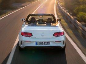 Ver foto 9 de Mercedes AMG C 63 S Cabriolet A205  2016