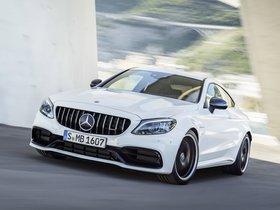 Ver foto 1 de Mercedes AMG C 63 S Coupe 205 2018