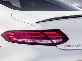 Ver foto 24 de Mercedes AMG C 63 S Coupe 205 2018