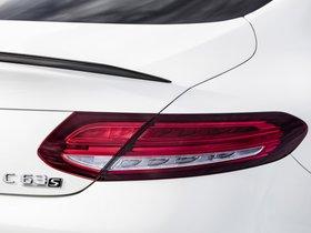 Ver foto 21 de Mercedes AMG C 63 S Coupe 205 2018