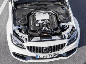 Ver foto 20 de Mercedes AMG C 63 S Coupe 205 2018