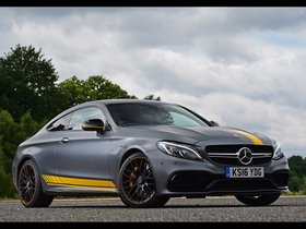 Ver foto 12 de Mercedes AMG C 63 S Coupe Edition 1 C205 UK 2016