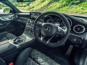Ver foto 28 de Mercedes AMG C 63 S Coupe Edition 1 C205 UK 2016