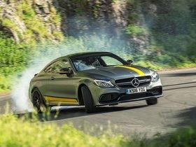 Ver foto 7 de Mercedes AMG C 63 S Coupe Edition 1 C205 UK 2016