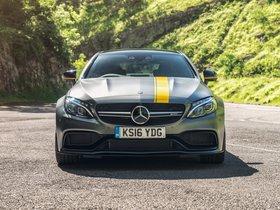 Ver foto 3 de Mercedes AMG C 63 S Coupe Edition 1 C205 UK 2016