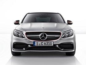 Ver foto 2 de Mercedes AMG C63 S Edition 1 W205 2015
