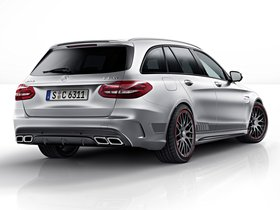 Ver foto 5 de Mercedes AMG C63 S Estate Edition 1 S205 2015
