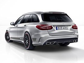 Ver foto 4 de Mercedes AMG C63 S Estate Edition 1 S205 2015