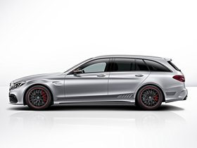 Ver foto 3 de Mercedes AMG C63 S Estate Edition 1 S205 2015