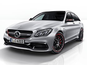 Fotos de Mercedes AMG C63 S Estate Edition 1 S205 2015
