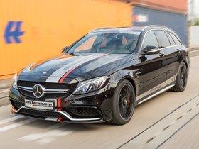 Ver foto 5 de Mercedes Performmaster AMG C63 S Estate S205  2015