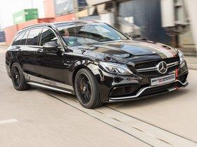 Ver foto 4 de Mercedes Performmaster AMG C63 S Estate S205  2015