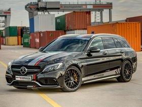 Ver foto 3 de Mercedes Performmaster AMG C63 S Estate S205  2015