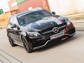 Ver foto 2 de Mercedes Performmaster AMG C63 S Estate S205  2015
