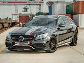 Ver foto 1 de Mercedes Performmaster AMG C63 S Estate S205  2015