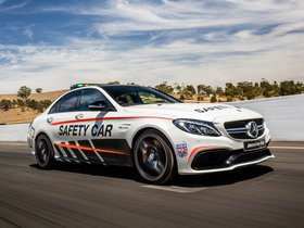 Ver foto 7 de Mercedes AMG C63 S Safety Car W205 2016