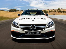 Ver foto 5 de Mercedes AMG C63 S Safety Car W205 2016