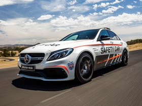 Ver foto 3 de Mercedes AMG C63 S Safety Car W205 2016