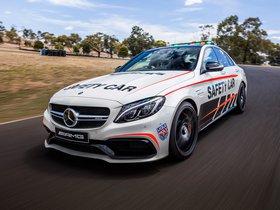 Ver foto 1 de Mercedes AMG C63 S Safety Car W205 2016