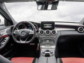 Ver foto 16 de Mercedes AMG C63 S W205 2014