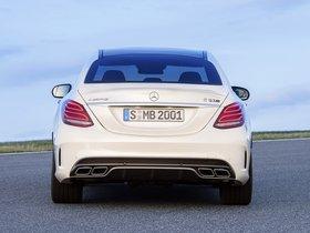 Ver foto 7 de Mercedes AMG C63 S W205 2014