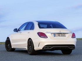 Ver foto 5 de Mercedes AMG C63 S W205 2014