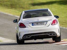 Ver foto 3 de Mercedes AMG C63 S W205 2014