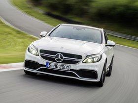 Fotos de Mercedes AMG C63 S W205 2014