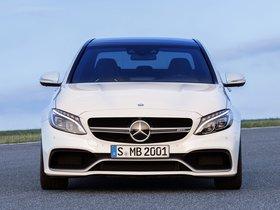 Ver foto 11 de Mercedes AMG C63 S W205 2014