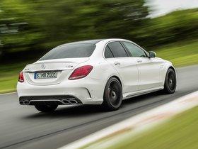 Ver foto 10 de Mercedes AMG C63 S W205 2014