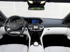 Ver foto 14 de Mercedes CL63 AMG 2010
