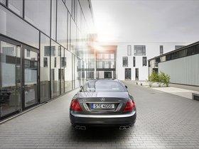 Ver foto 4 de Mercedes CL63 AMG 2010
