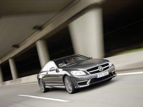 Ver foto 3 de Mercedes CL63 AMG 2010