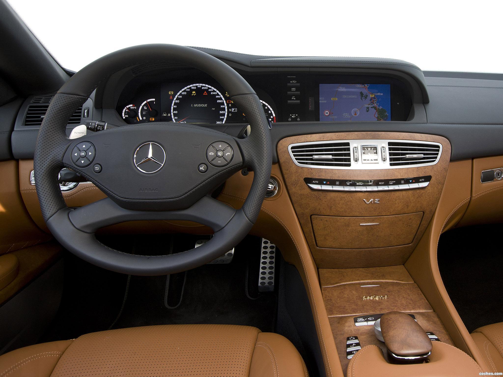 Foto 6 de Mercedes CL65 AMG 2010